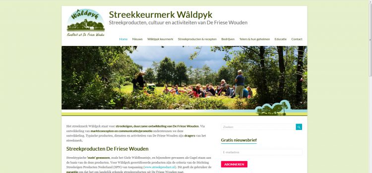 Website Wâldpyk