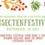 Insectenfestival bij De Kruidhof Buitenpost
