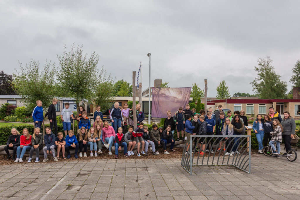 Openluchttentoonstelling Buitenpost en Kollum