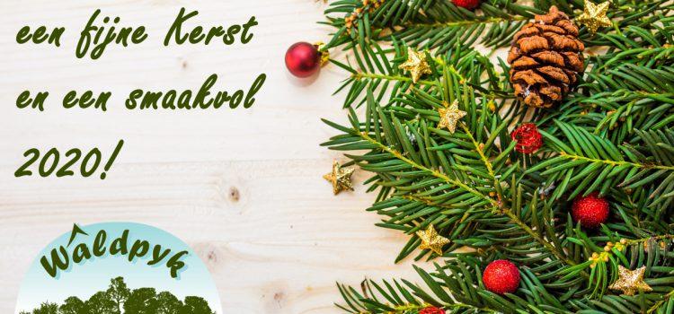Kerst bij de Wâldpyk restaurants en kerstpakketten