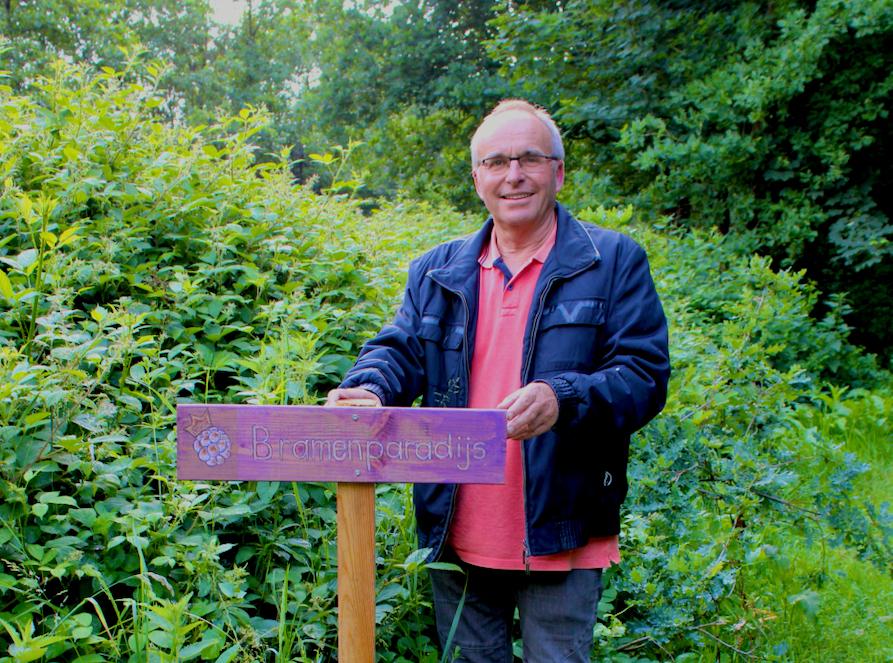 Bramenbloei-excursie met Karst Meijer