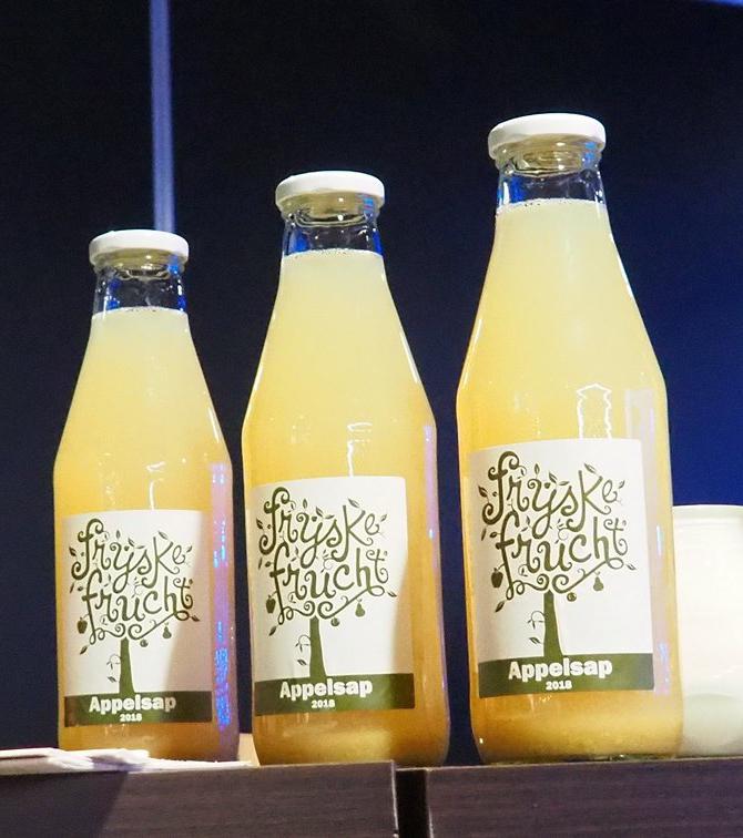 Fryske Frucht appelsap 2018
