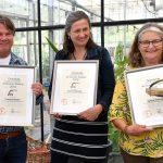 Tuinen Verbinden winnaar Gouden Zwaluw 2019