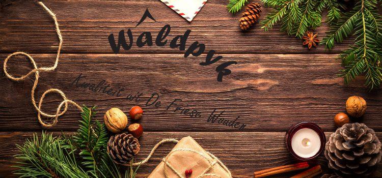 Wâldpyk Kerst